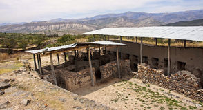Free The Ruins Of The Ancient Civilization Of Wari, Near Ayacucho In Stock Images - 63816194