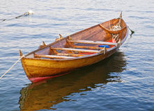 The Sailing Boat Royalty Free Stock Photography