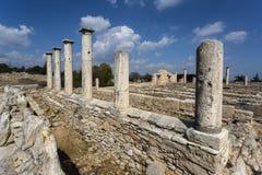 The Sanctuary Of Apollo Hylates Royalty Free Stock Photography