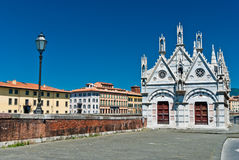 Free The Santa Maria Della Spina, Pisa Stock Photo - 19555810