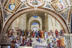 Free The School Of Athens Stock Image - 97173721