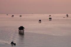 The Sea Hut Stock Image