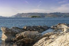 Free The Seascape Near Cavtat Town In Croatia Stock Photos - 133038783