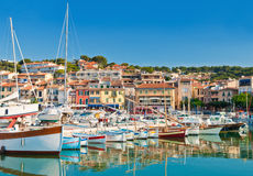 Free The Seaside Town Of Cassis In The French Riviera Royalty Free Stock Photography - 19192837