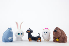 Free The Secret Life Of Pets Toy Stock Image - 79295041