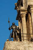 The Sentinel, Rhodes Stock Photography