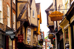 Free The Shambles In York, England Royalty Free Stock Images - 63459379