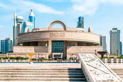 The Shanghai Museum Royalty Free Stock Photo
