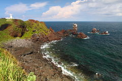 Free The Shore Of Seopjikoji Royalty Free Stock Photos - 27047558
