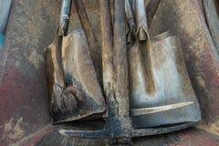 Free The Shovel. Stock Image - 41556331