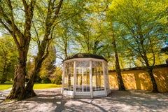 Free The `Sound Of Music` Pavillion In Helbrunn Park, Salzburg, Austria Royalty Free Stock Photo - 116537045