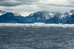 Free The Southwest Coastline Of Greenland Surrounded By Icy Waters Stock Images - 69843234