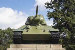 The Soviet War Memorial Stock Images