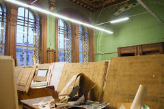 Free The St. Petersburg State Art And Industry Academy Stock Photography - 22603712