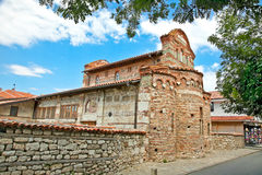 The St. Stephen Church In Nessebar , Bulgaria. Royalty Free Stock Image
