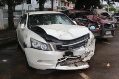 Free The State Of A Decayed Car That Be Inoperable Thing. Royalty Free Stock Photos - 125009718