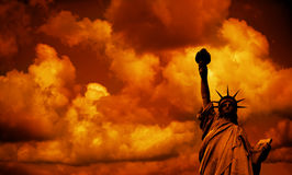 Free The Statue Of Liberty Royalty Free Stock Photos - 6671528