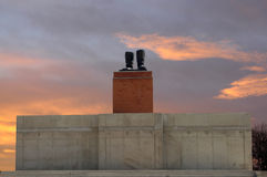 Free The Statue Of Stalin Boots Stock Images - 20046974