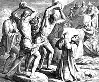 Free The Stoning Of Stephen Stock Photos - 69560683