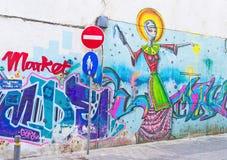 Free The Street Art Stock Image - 57771561