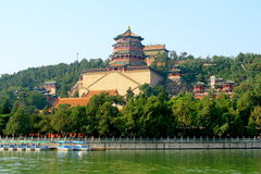 The Summer Palace Stock Photography