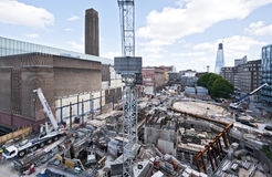 The Tate Modern Project Stock Photo