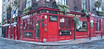 Free The Temple Bar Pub Royalty Free Stock Photography - 18549577