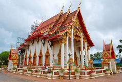 The Temple In Thailand Royalty Free Stock Images