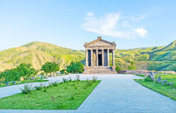 Free The Temple Of Garni Stock Photo - 78409270