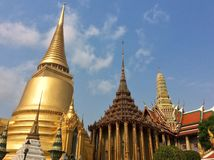 Free The Temple Of The Emerald Buddha Royalty Free Stock Image - 51961266