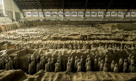 Free The Terracotta Army Stock Image - 41568941