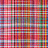 The Texture Of Plaid Fabric Stock Images
