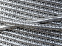 Free The Texture Of The Aluminum Wire . Royalty Free Stock Photos - 99219508