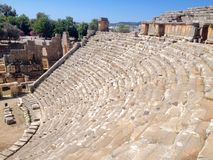 The Theatre Of Myra Royalty Free Stock Photography
