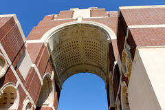 Free The Thiepval Memorial To The Missing Of The Somme. Stock Photos - 89507983