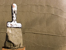 Free The Tool Of The Builder A Shovel Stock Photo - 9145490