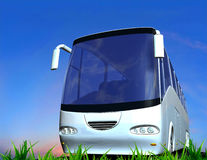The Tourist Bus Stock Image