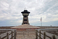 Free The Tower At Brasstown Bald Overlook Stock Photo - 15982370