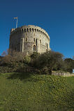 The Tower At Windsor Castle Stock Photo