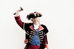 Free The Town Crier Of Chester Royalty Free Stock Images - 104090559