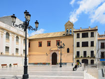 Free The Town Square In Montilla Royalty Free Stock Image - 29480906