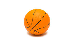 Free The Toy Basketball  On White Background Royalty Free Stock Image - 93904956