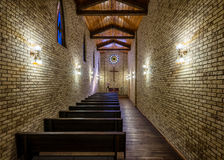 Free The Travelers Chapel Stock Image - 63603081