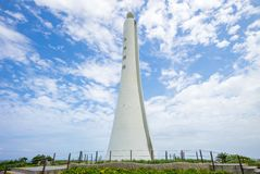 Free The Tropic Of Cancer Marker At Hualien, Taiwan. Stock Photography - 116094342