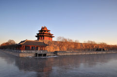 Free The Turret Of The Imperial Palace In Forbidden Cit Royalty Free Stock Image - 7687176