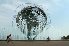 The Unisphere In New York Stock Photo