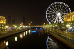 The United Arab Emirates. Sharjah. Royalty Free Stock Photos