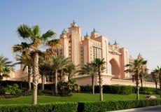 The United Arab Emirates. The Architecture Of Dubai. Royalty Free Stock Photos