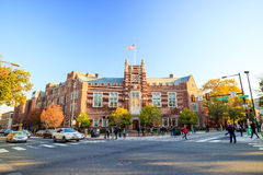 Free The University Of Pennsylvania Royalty Free Stock Photography - 68528847