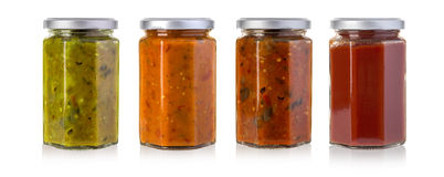 Free The Various Barbecue Sauces Royalty Free Stock Photos - 65196318